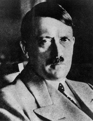 adolf hitler as child. Blase asks about Hitler,