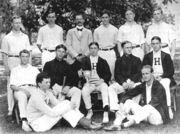 Haverford Cricket Team, circa 1900