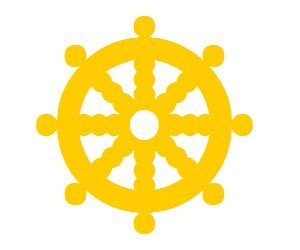 buddhist-symbols-wheel