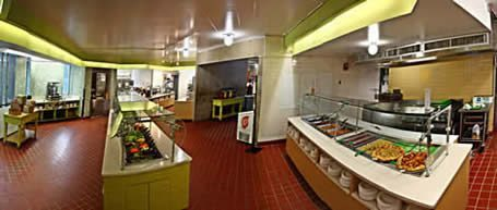 Erdman Dining Hall